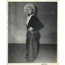 1937 Press Photo Essie Lee Haynes South Carolina