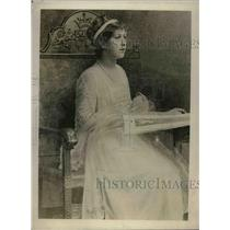 1918 Press Photo Princess Mary, London