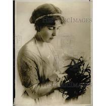 1919 Press Photo Princess Crown Margaret Sweden Alexander Ramsey