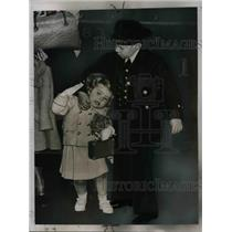 1937 Press Photo Princess Margaretha Princess Sibylla Gustav Adolf