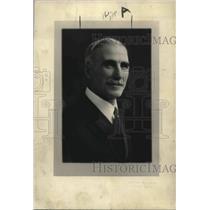 1921 Press Photo Rev. John Fisher - nea74682