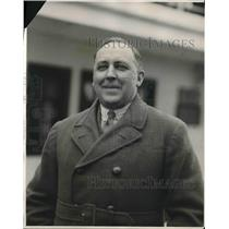 1928 Press Photo Col. G. H. Heares returning from expedition to the South Pol