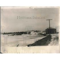 1930 Press Photo Waiting at Murray Bay For Crew of the Bremen