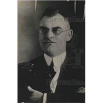 1920 Press Photo W.F. Godwim Pastor