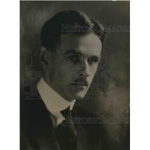 1920 Press Photo J.J. Rouland, Boston Mutual Pres. - nea89925
