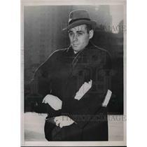 1938 Press Photo NYC, Simon W. Gerson, communist