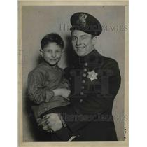 1923 Press Photo Irving Levy of Chicago Juvenille Court