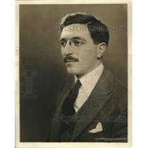 1920 Press Photo Mr James Henle - nea91370