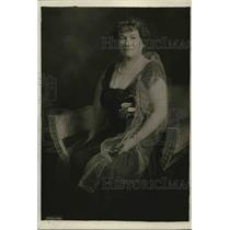 1919 Press Photo Mrs Isaac Pearson of Wash.