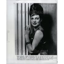19663 Press Photo Exclusive Photo Elly Rometsch Spring - RRT34639