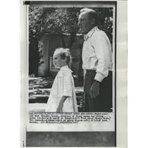 1967 Mary Frances Crosby Press Photo - RRT07689