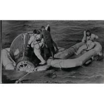 1966 Press Photo Astronaut Michael Collins John W Young - RRT33227