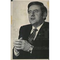 1981 Press Photo Jerry Falwell Televangelist - RRT62671