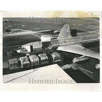 1964 Press Photo Cargo Airplane - RRT23373