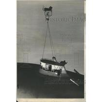 1932 Press Photo Physician Altitude Rest Los Angles - RRT52893