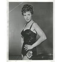 1960 Press Photo ACTRESS MALA POWERS CALIFORNIA - RRT66935