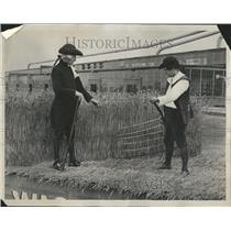 1932 Press Photo Alfred G Binback Washington - RRT23745
