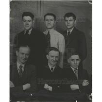 1932 Press Photo Denver Post Circulation Joe Masterson - RRT51303
