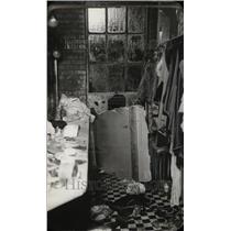 1929 Press Photo Detroit Study Club Restaurant Fire - RRT35129