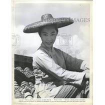"1960 Press Photo Actress Lisa Lu In ""The Mountain Road"" - RRT99517"