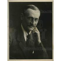 1926 Press Photo Sir W. Beach Thomas C.B.E. War Correspondent Of Daily Mail