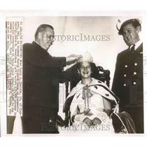 1948 Press Photo Miss Doris Sheldon of Delaware - nea96434