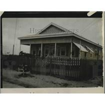 1927 Press Photo Dr Juan Bautista Sacasa of Nicargua