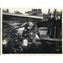 1933 Press Photo Roy Colton