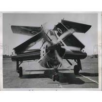 1950 Press Photo Anti-Submarine Plane