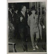 1935 Press Photo Marshall Sprague Reporter