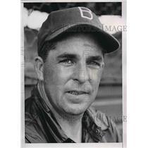 1938 Press Photo Fred Fitzsimmons Pitcher Brooklyn Dodgers MLB Baseball Player