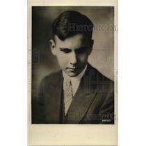 1932 Press Photo Winthrop Clark Chapman Sioux Falls Blind Man South Dakota