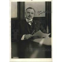 1921 Press Photo W. Frank Persons Vice Chairman American Red Cross - neb17695
