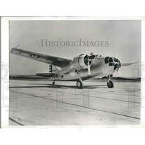 1942 Press Photo New Boeing AT-15 Crew Trainer