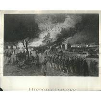 1931 Press Photo Sketch Inciden Keystone - RRS12007