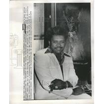 1975 Press Photo Ali Joe Bugner Heavyweight Championshi - RRS56233