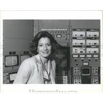 1979 Press Photo Susan Anderson Television News Women - RRS20175