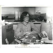 1980 Gail Meehl News Employee Press Photo - RRS17727