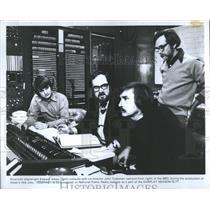 1977 Press Photo American Edward Albee Tydeman National - RRS05445