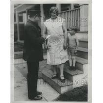 1930 Press Photo Unemployment Michigan - RRS66283