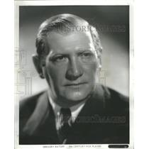 1941 Press Photo Actor Gregory Ratoff, close-up - RRS40375