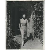 1932 Press Photo Mrs. Wan Freeman Goyall - RRS30737