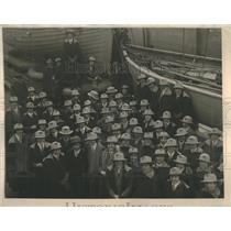 1919 Press Photo Y.M.C.A Canteen Mongolia - RRS81955
