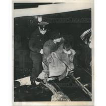 1959 Press Photo Robert Sullivan American Airlines - RRS51347