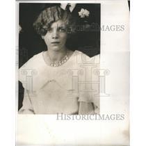 1938 Press Photo Murder 1937 Young Girl Emma Mahn - RRS31749