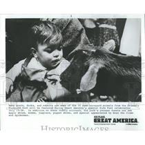 1928 Press Photo Kids Celebration Farm Land America - RRS15893