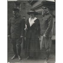 1917 Press Photo John Hopkins University J.D.Heysinger - RRS42511