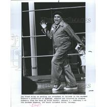 Undated Press Photo Working John Flash Riley Goodman Theatre - RRS53055