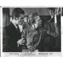 1960 Press Photo Actors Stockwell and Hiller - RRS16629