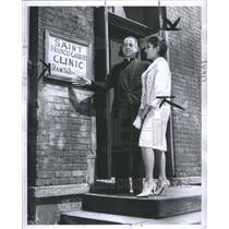1960 Press Photo Actress Elana Eden - RRS72791